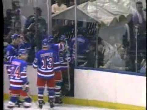 Game 5 1984 Patrick Division Semifinal New York Rangers At New York Islanders