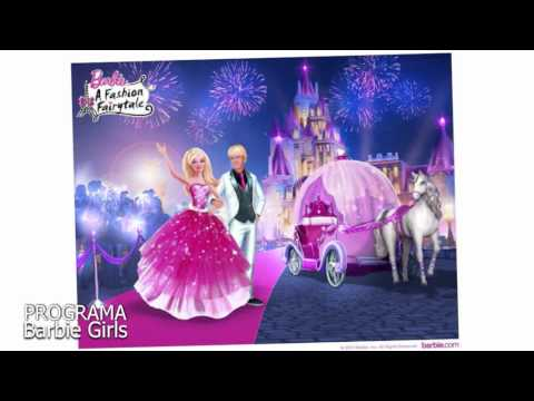 Barbie in a Fashion Fairytale - Life Is a Fairytale (AUDIO)