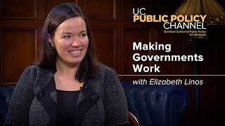 Making Government Work with Elizabeth Linos