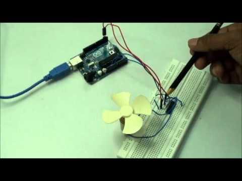 Tenet Technetronics Demo Of L293d An Motor Driver Ic