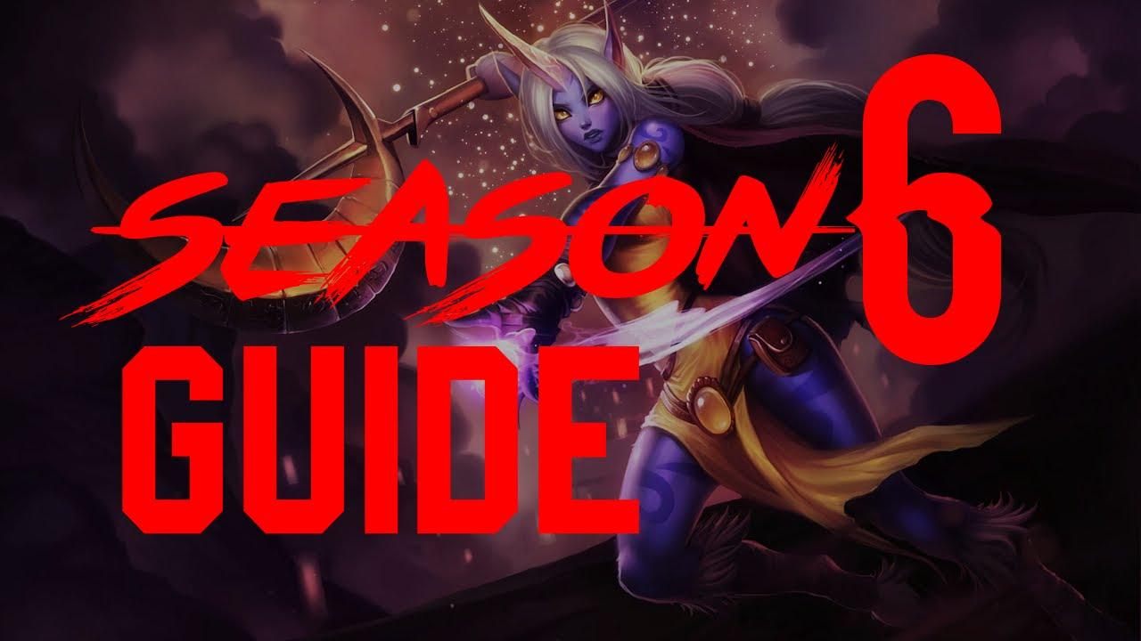 Soraka Build Guide Season