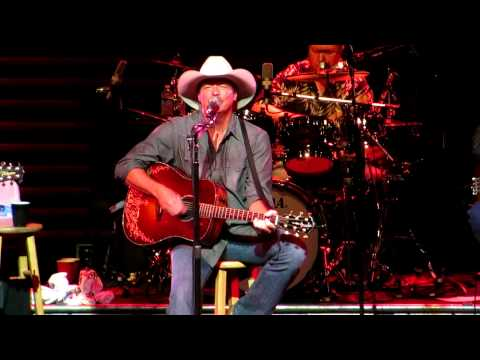 Alan Jackson - Chasin That Neon Rainbow @ Wolf Trap