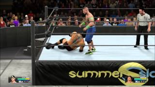 WWE 2K15 Gameplay Performance Issue