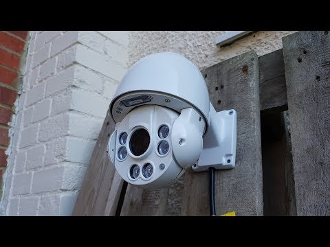 How to Setup a PTZ Camera to your NVR System using an A-ZONE PTZ Dome Camera