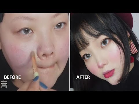 The Power Of Makeup Transformation 12 L Soft Makeup For The Day