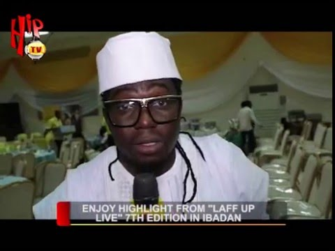 Video (stand-up): Performance Highlights From the 7th Edition of Laff Up Show (Omo Baba, Laff Up & More)