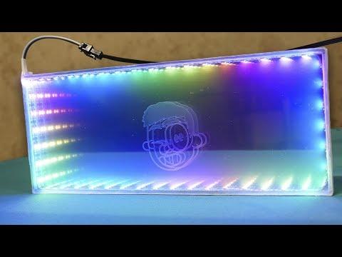 BACKPLATE RGB CON EFECTO INFINITO PARA TU GPU +10000 FPS