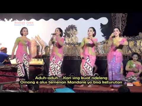 REHANA - SINDENS - MUSIC BY SEKAR GADUNG
