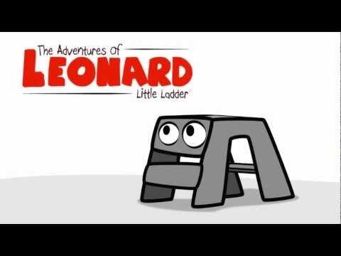 The Adventures Of Leonard Little Ladder