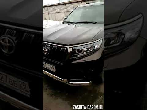 Обвес на TOYOTA LAND CRUISER PRADO 150
