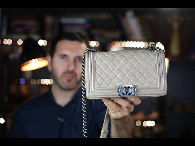 Сумка Chanel реставрация в Chisto Blisto
