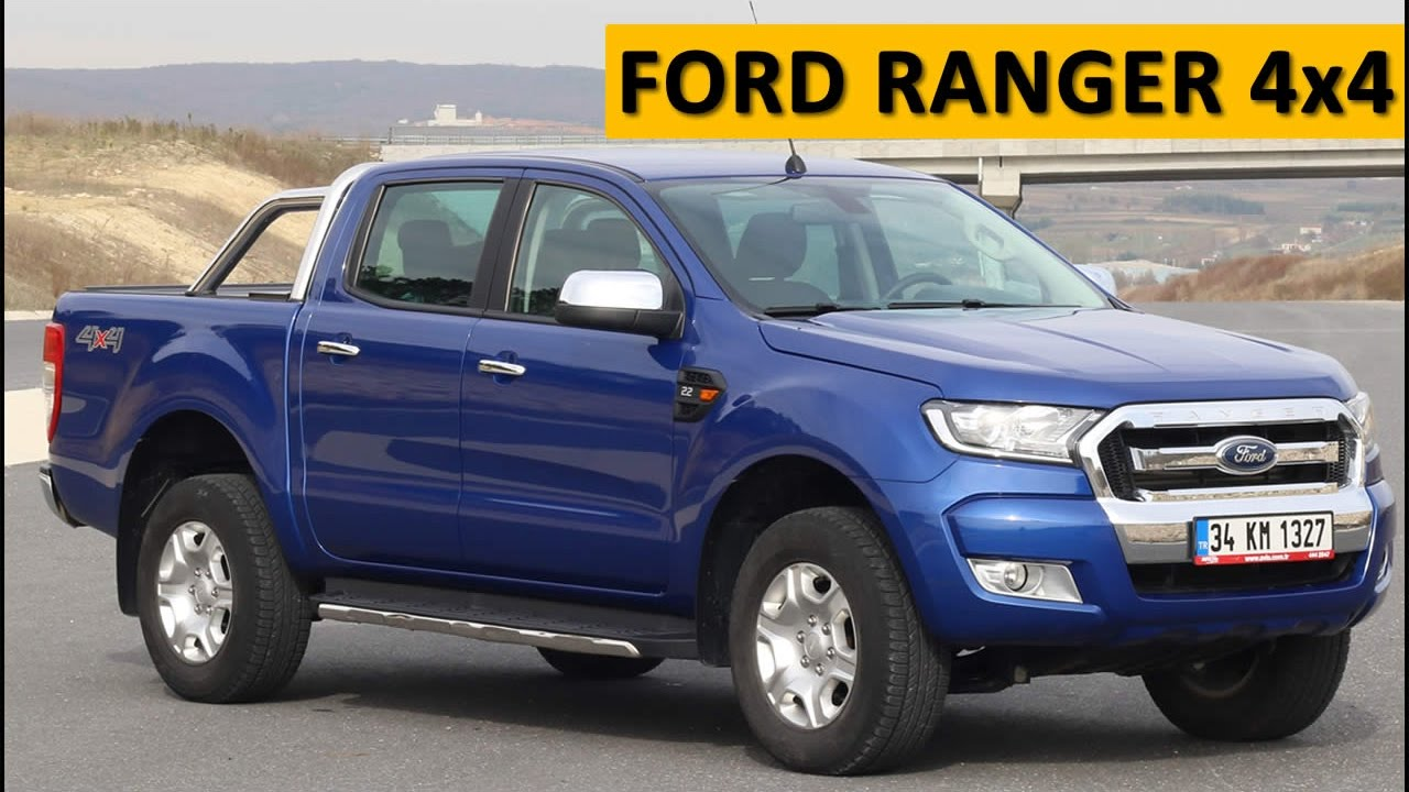ford ranger 2016 test s r yorum inceleme youtube. Black Bedroom Furniture Sets. Home Design Ideas