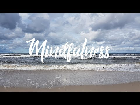 Baltic sea wave sounds︱HD Video︱Yoga/Nature/Meditation/Relax/Stress/Power/Energy/Health/Sleep/Music