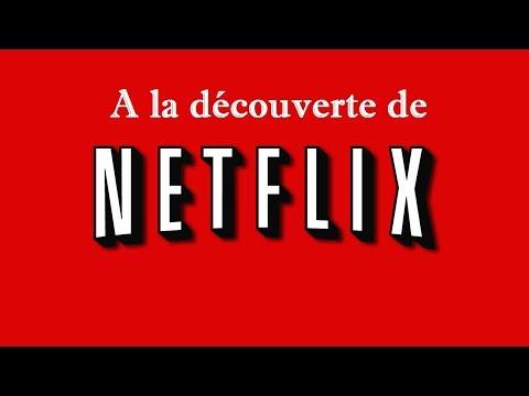 A la découverte de Netflix