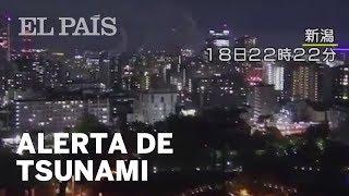 JapÓn Emite Una Alerta De Tsunami Tras Un Terremoto De 6,5