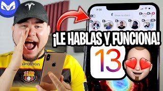 HABLANDOLE AL iPhone EN iOS 13 !