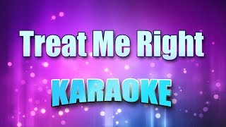 Benatar, Pat - Treat Me Right (Karaoke version with Lyrics)