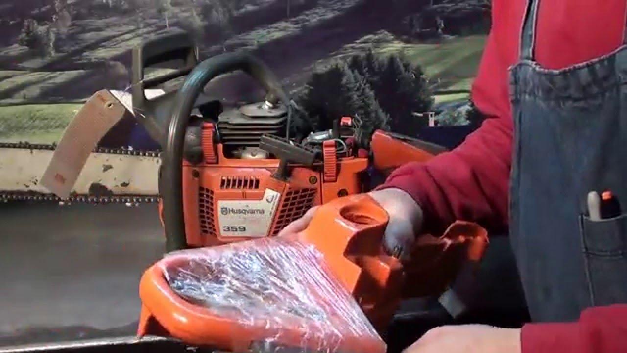 Husqvarna Chainsaw Fuel Line Diagram 4 Way Trailer Wiring Harness The Guy Shop Talk Install Ing Stihl