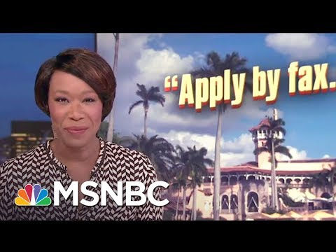 Donald Trump Exploits Loophole To Hire Foreign Workers At Mar-A-Lago | Rachel Maddow | MSNBC