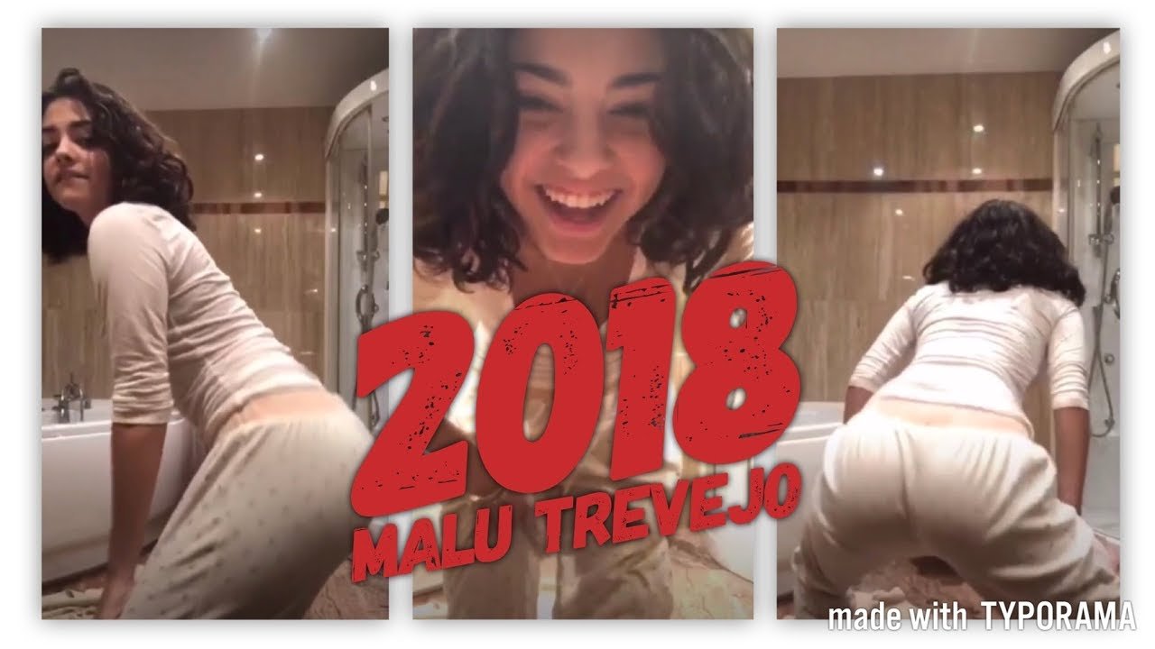 Malú Trevejo 2018 - Pleasing Her Fallowers by Showing Her Cakes