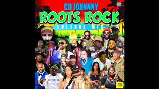 CD JOHNNY ROOTS ROCK CULTURE  MIX 2019