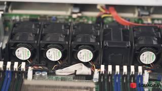Обзор сервера б/у Supermicro SYS-6017R