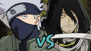 Kakashi vs Aizawa. Duelos Legendarios de Rap de la Historia Season 3 | Ft. ZerØ