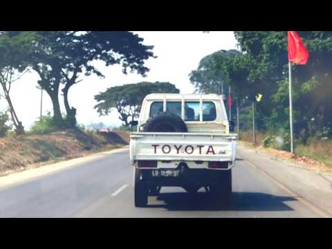 Luanda Uige ate Damba