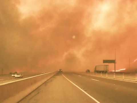 Breaking News FireStorm California
