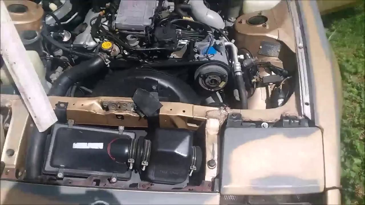trying to diagnose 300zx z31 headlight issue [ 1280 x 720 Pixel ]