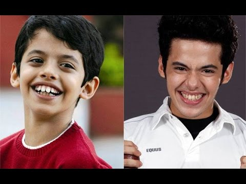Darsheel Safary  Little Boy From Taare Zameen Par Is All Grown Up Now
