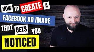 Alır Facebook Reklam bir Resim Oluşturmak için nasıl Fark ettin