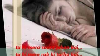 TU HI MERA SARA JAHAN HAI.... SINGER . mithoon .♥ LOVE  ♥