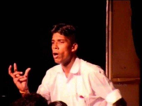 B1 Janith Wickramasinghe Darmaloka Vidyalaya ,Exhibition Debate