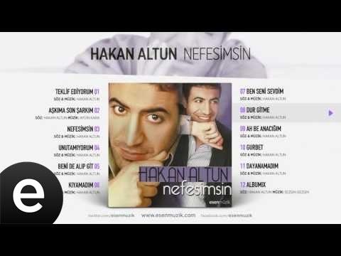 Dur Gitme (Hakan Altun) Official Audio #durgitme #hakanaltun