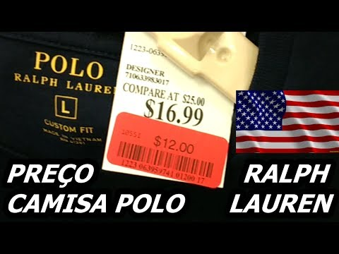 polo ralph lauren shirt prices in usa