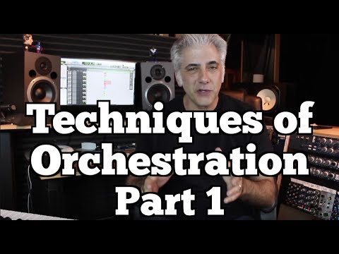 Techniques of Orchestration Part 1 | How To Orchestrate a Chord