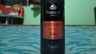 YARDLEY London 🇬🇧 Gentlemen..  Body spray for men..