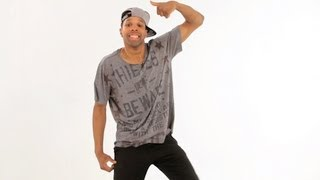 How to Do a Cool Krumping Move | Street Dance
