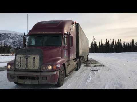 264 Дальнобой США Дорога на Аляску.Юкон.Аляска!!!!