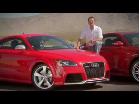 Quattro GMBH - Audi TT becomes an Audi TT RS