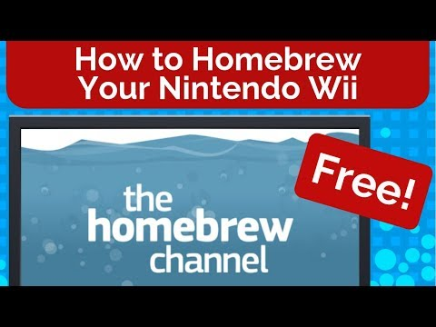 How To Homebrew Your Nintendo Wii