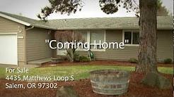 Salem Oregon Real Estate   Homes for Sale