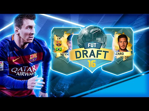 MY FIRST FUT DRAFT feat. ALAN PARDEW! FIFA 16 DEMO ULTIMATE TEAM