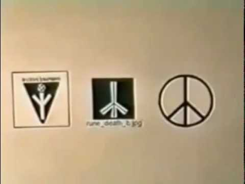 Not Peace Sign But Cross Upside Down Is Symbol Of Death Throne