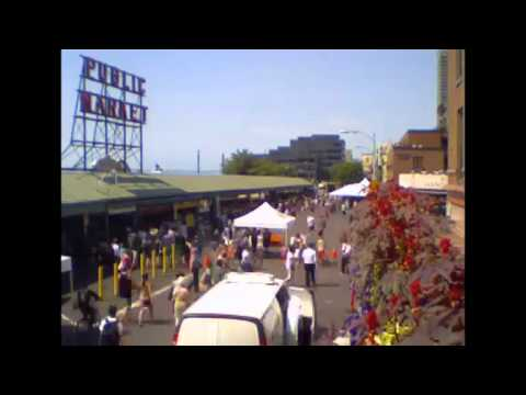 Sunset Supper 2012 at Pike Place Market