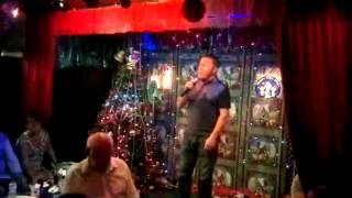 Jinksy, Inside Out, LIVE at The Indian Head, Country Music Bar, Puerto Rico,Christmas 2013