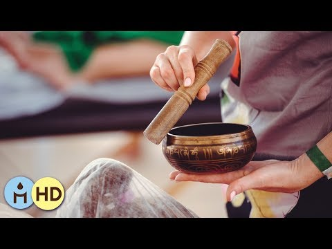 Purification and Harmonization of Chakras: Zen Flute, Tibetan Bowls and Bells for Relaxation