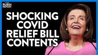 COVID Relief Bill Swindle, Baฑning Boys & Girls Sections in Stores | DIRECT MESSAGE | Rubin Report