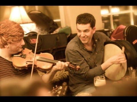 Traditional Irish Music Session in London